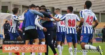 FC Porto B vence Extremadura e avança para a final do torneio Luis Bermejo - SAPO Desporto