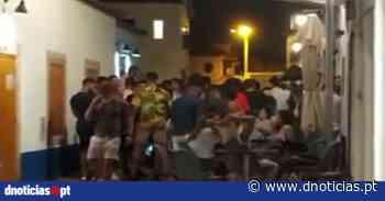 Adolescentes sem máscara na noite do Porto Santo geram indignação - DNoticias