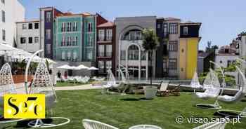 Visão | Pátio das Cardosas Terrace: Um refúgio no coração do Porto - Visão