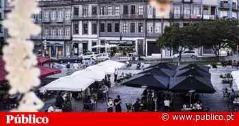 Porto ultrapassa Lisboa, quase 70% dos concelhos acima do nível de risco. Saiba como está o seu - PÚBLICO
