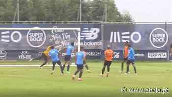 FC Porto divulga golos de Mbemba e Fernando Andrade ao Moreirense - A Bola