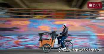 Stadt Ravensburg fördert Lastenräder - Schwäbische