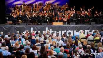 Jenaer Philharmonie spielt Benefizkonzert bei Kulturarena