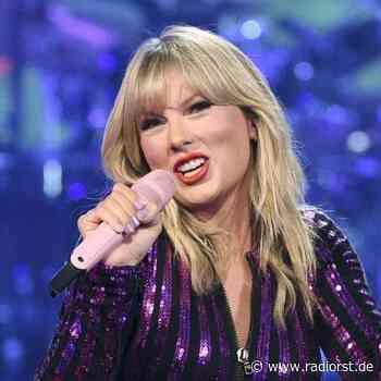 Taylor Swift dankt Fans mit Musik - RADIO RST