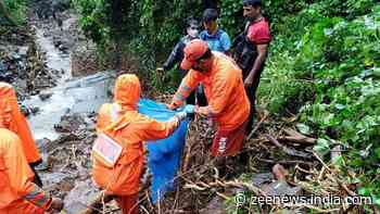Maharashtra rains: Search operations on for missing people in Satara