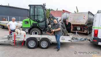 Fluthilfe: Wallenhorster Unternehmen schickt zweiten Transport - NOZ