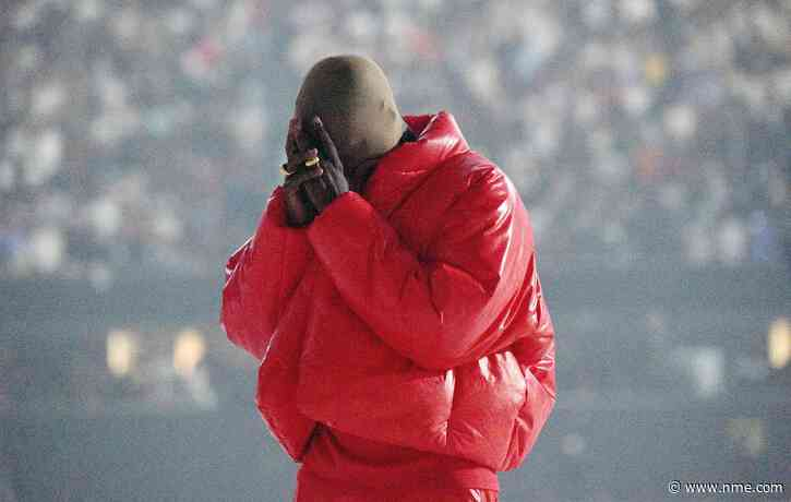 Someone is selling a bag of air from Kanye West's 'DONDA' listening event