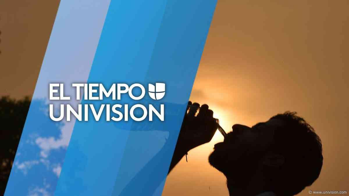 Polvo del desierto del Sahara arropa a San Antonio este fin de semana - Univision 41 San Antonio