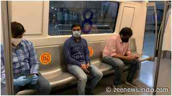 Delhi Metro to run with 100% seating capacity with NO STANDING travel, clarifies DMRC