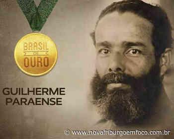 Porta Bandeiras do Brasil em Olimpíadas - Nova Friburgo em Foco