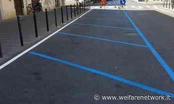 Rifacimento completo stalli blu di Crema - WelfareNetwork
