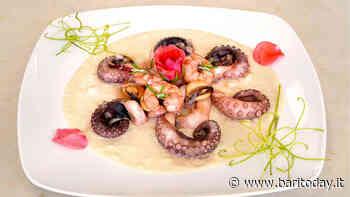 Base cremosa e delicata per un trionfo dell'Adriatico: la ricetta 'Crema di tarallo pugliese e frutti di mare' - BariToday