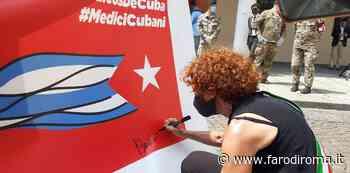La sindaca di Crema piange la morte del medico cubano che aveva salvato tante vite. Mentre Left smaschera molte bufale contro Cuba - Farodiroma