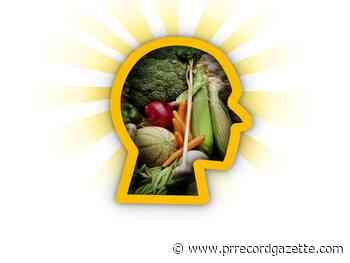 Nieman: A healthy diet can help build a better brain - Peace River Record Gazette