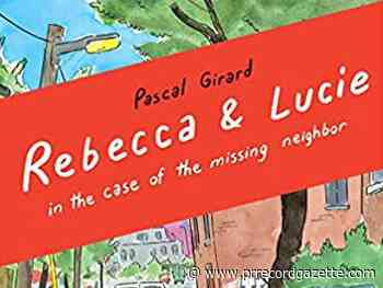 Graphic Novel: Hitchcockian streak runs through Montreal creator's work - Peace River Record Gazette