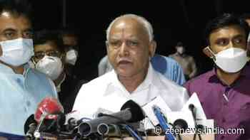 `Expecting message from high command today`: CM Yediyurappa amid replacement talks