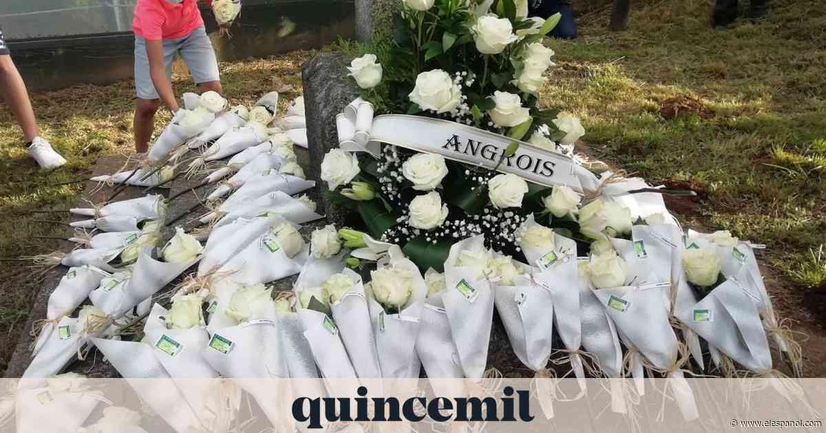 """Víctimas, familiares y vecinos recuerdan a las víctimas: """"Pedimos algo tan limpio como la verdad"""" - El Español"""
