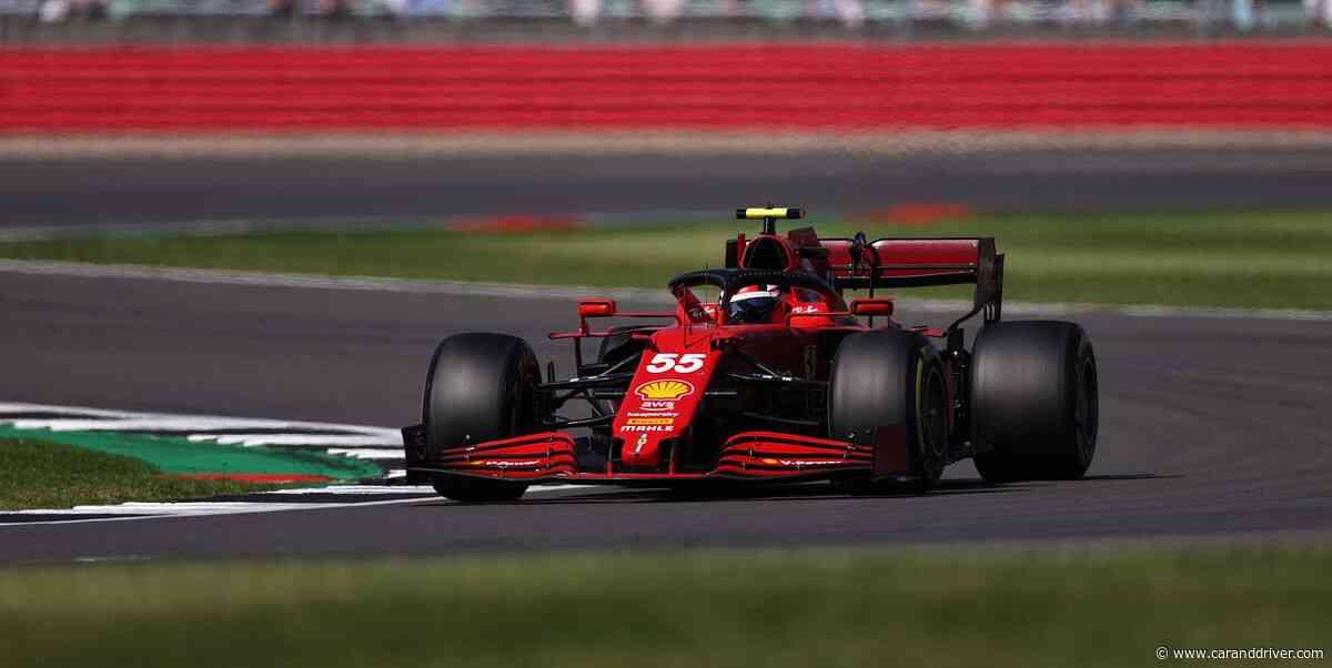 Ferrari habla de la importancia que tiene para ellos correr en aire limpio - Car and Driver