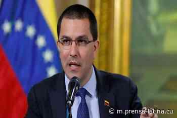 Canciller saluda repatriación de venezolanos desde Trinidad y Tobago - Prensa Latina