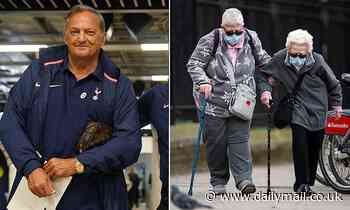 Tottenham hero Gary Mabbutt has called over 3,000 vulnerable and elderly fans during the pandemic