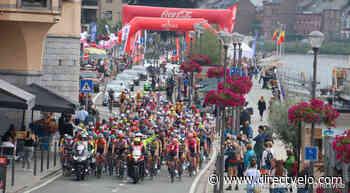 Le Tour de Wallonie a gardé la tête hors de l'eau - Actualité - DirectVélo