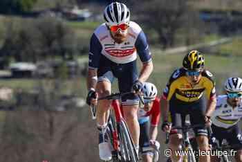 Quinn Simmons remporte le Tour de Wallonie, Fabio Jakobsen enlève la dernière étape - L'Équipe.fr