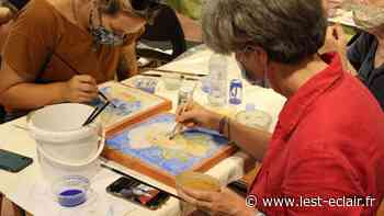 Troyes: L'art de la fresque poursuit son tour d'Europe - L'Est Eclair