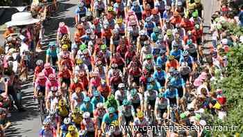Tour de France cycliste : un départ d'étape à Rodez pour la prochaine édition ? - Centre Presse Aveyron