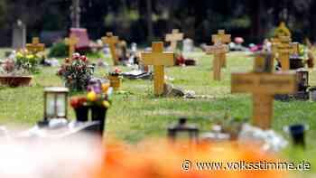 Landkreis Wittenberg: 31-Jähriger zündet Frau auf Friedhof an - Volksstimme