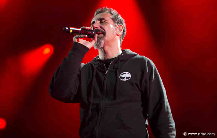 System Of A Down's Serj Tankian previews new track 'Cyber Criminal'