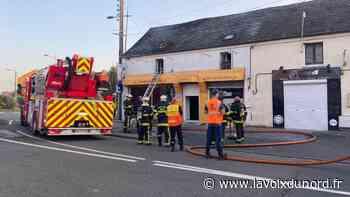Maubeuge : la boulangerie fermée à cause d'un feu de compteur électrique - La Voix du Nord