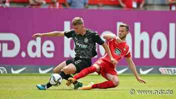 Braunschweig holt einen Punkt, Meppen und Havelse verlieren - NDR.de