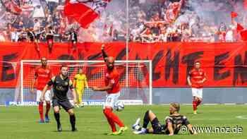 SV Meppen verliert mit 1:3 beim Halleschen FC - noz.de - Neue Osnabrücker Zeitung