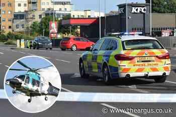 Witness appeal after fatal crash in Eastbourne