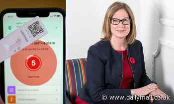 Government must scrap pinging NHS Covid-19 app once pandemic eases,says Information Commissioner