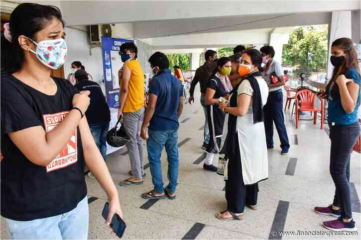 Coronavirus in India Latest Update Live: Delhi reports 66 new Covid-19 cases, 2 deaths; Positivity rate at 0.09% - The Financial Express