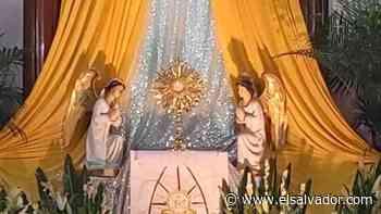 Hurtan custodia en parroquia de Anamorós, La Unión - elsalvador.com