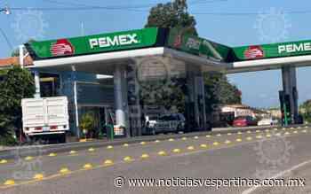 Atropellan a velador de gasolinera para no pagarla en Tarimoro - Noticias Vespertinas