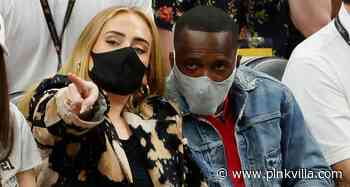 Did Adele just confirm dating sports agent Rich Paul? Brit singer spotted 'getting cosy' at dinner with him - PINKVILLA