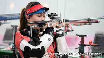 Olympics: Singapore's Adele Tan finishes 21st in 10m air rifle event - CNA