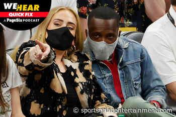 Adele has a new boyfriend, Jennifer Lopez plays coy, more - Sports Grind Entertainment
