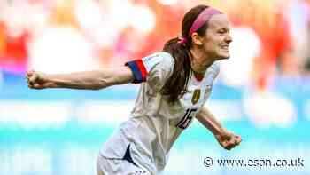 Cicadas, candy and an old English bulldog: Rose Lavelle's unusual path to USWNT stardom