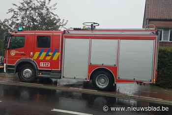 Brandweer ruimt oliespoor door centrum
