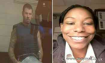Drunk Army ranger, 26, punched and choked to death a female security guard