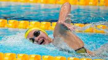 Titmus sets up showdown with Ledecky in 400m freestyle final, McKeown breaks Olympic record