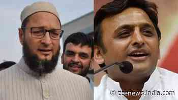 AIMIM refutes joining hands with SP ahead of 2022 Uttar Pradesh Assembly elections