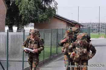 """Militairen in opleiding trekken voor het eerst door Westhoek tijdens eindexamen: """"We voelden ons hier heel welkom"""""""