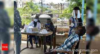 Coronavirus live updates: 17,466 fresh Covid-19 cases in Kerala; positivity rate above 12% - Times of India