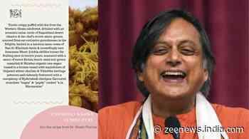 Shashi Tharoor explains Bhelpuri! Amusing Twitter post goes viral