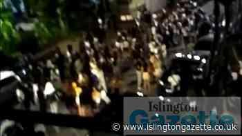 Islington: Anger at noise as 150 gather in Arundel Square - Islington Gazette